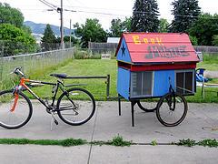Mobile Buchhandlung