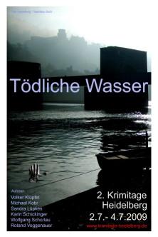 Krimitage Heidelberg 2009